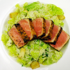 Blackened Tuna Caesar Recipe
