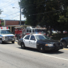 Two vehicle accident on Montgomery Highway sends one to the Hospital