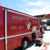 UPDATED at 2:00 p.m.: Haz-Mat Level 2 at Flying J