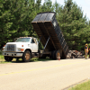Dump-truck Burns in Cowarts