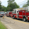 Structure Fire on Webb Road in Dothan