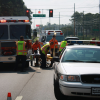 Accident on West Main Sends One to the Hospital