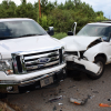 Two-Vehicle Accident on Columbia Highway in Webb