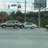 2 Vehicle accident in front of Old Mexico on Hwy. 231