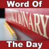 Word of the Day 9-2-2010