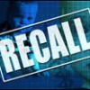 High Chair Recall