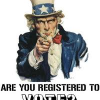 TWO DAYS LEFT  TO  REGISTER TO VOTE